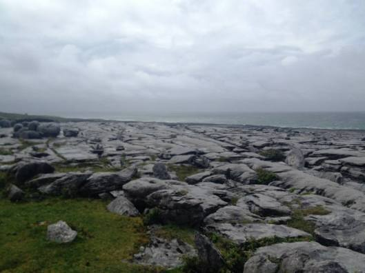 The Burren!