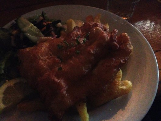 The most amazing Fish & Chips
